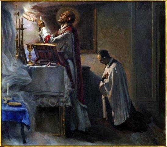Los fariseos se rasgan las vestiduras ante la nueva anáfora.