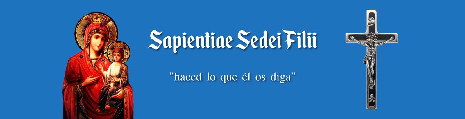 Sapientiae Sedei Filii