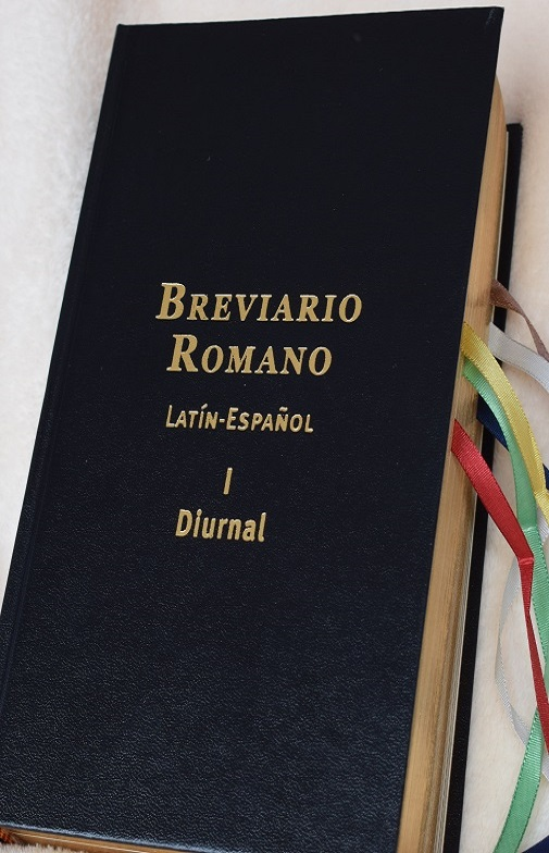Breviario Tradicional Latín-Español