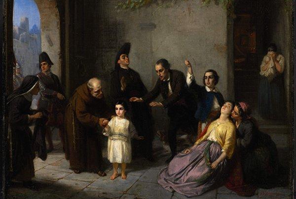 MORTARA: EL NIÑO HEBREO QUE PREFIRIÓ SER CATÓLICO